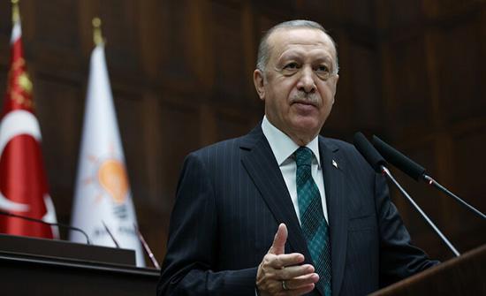 """أردوغان يتحدث عن """"صلات"""" بين قادة اقتحام الكونغرس الأمريكي والوحدات الكردية في سوريا"""