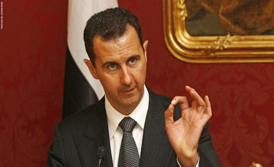 """الرئيس السوري: """"قانون قيصر"""" عنوان لمرحلة جديدة من التصعيد في المنطقة"""