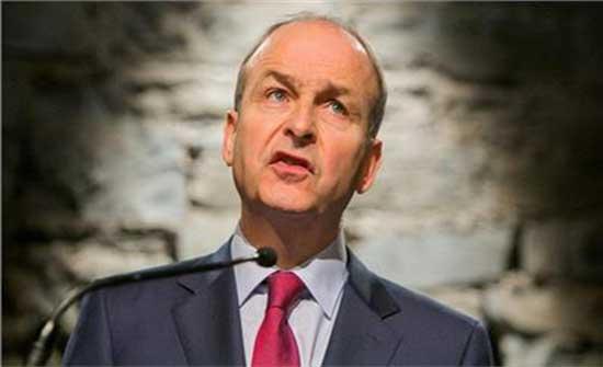 مارتن يدعو بريطانيا لرد ايجابي بشأن بروتوكول ايرلندا