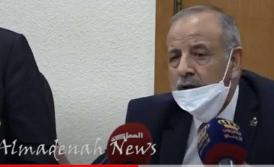 كريشان يشيد بتعاون كافة الجهات لمعالجة شكوى مواطني الجفر بشأن روائح الكبريت