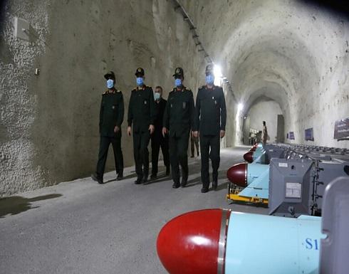 """""""وول ستريت جورنال"""": واشنطن تنوي فرض عقوبات على مشروع المسيرات والصواريخ الموجهة الإيرانية"""