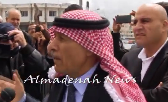 بالفيديو : العرموطي في تسجيل غير منشور عن اتفاقية الغاز مع اسرائيل