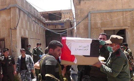 تصفية 9 من عناصر النظام السوري في درعا