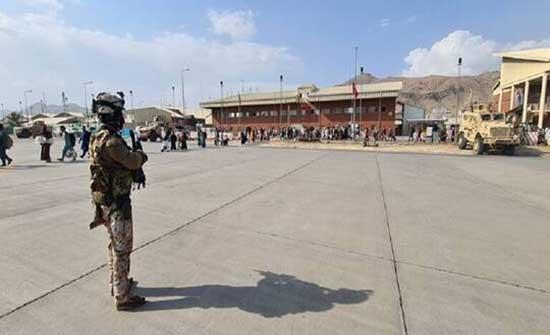 البنتاغون: انسحاب آخر قوات أمريكية من أفغانستان