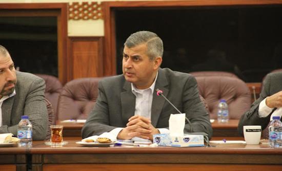 وزير الزراعة يزور مركز حدود العمري