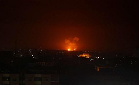 سوريا... سماع دوي انفجار ضخم في مدينة درعا يخلف عددا من الإصابات