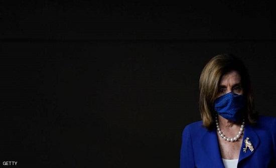 """بيلوسي: """"الكمامة"""" ضرورية داخل مجلس النواب.. وتتوعد المخالفين"""
