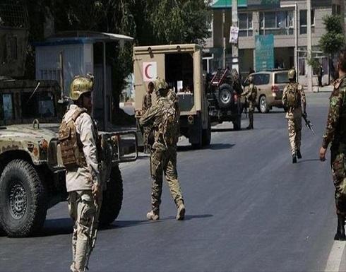 """القوات الأفغانية تستعيد السيطرة على """"دولت أباد"""""""