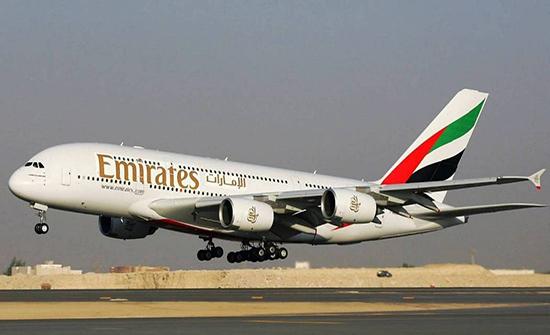 حكومة دبي تؤكد دعمها لرأسمال طيران الإمارات