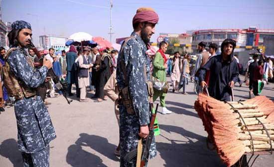 مسؤول بريطاني: تشكيل حكومة أفغانية شاملة أمر ممكن
