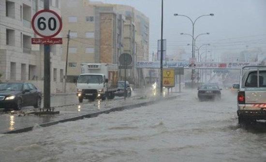 الأرصاد : انحباس للأمطار في المربعانية