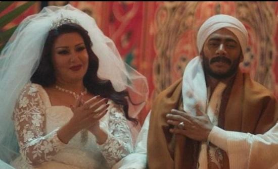 أول تعليق لأحمد سعد على زفاف محمد رمضان وسمية الخشاب