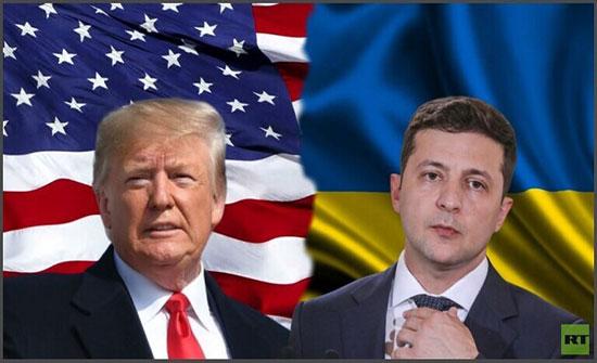 الرئيس الأوكراني ينفي حصول أي مقايضة مع ترامب