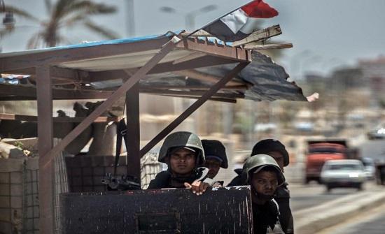 قتلى وجرحى من الجيش المصري بهجومين في سيناء