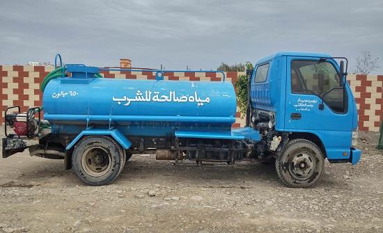 ضبط صاحب صهريج يبيع المواطنين مياه غير صالحة للشرب