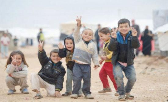 الأردن: %16.7 فقط من اللاجئين يعيشون بمخيمات