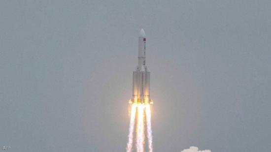 الجيش الأميركي: الصاروخ الصيني سيعود بشكل خارج عن السيطرة