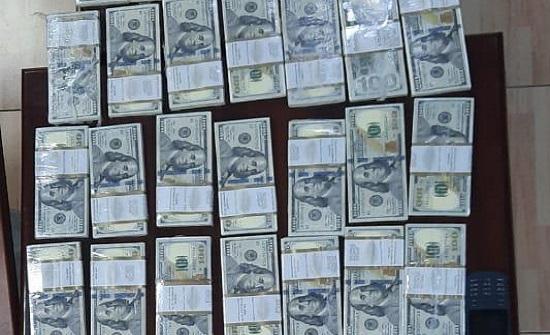 البحث الجنائي يحبط محاولة احتيال بنصف مليون دولار