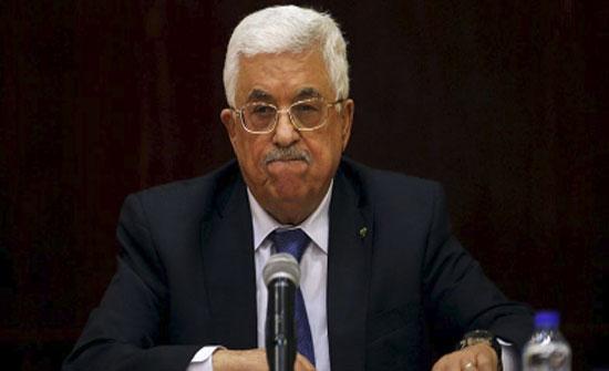 الرئيس الفلسطيني يستقبل وزير الخارجية الأميركي برام الله