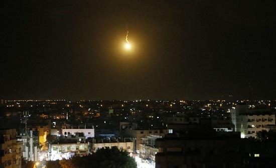 إحصائية العدوان الإسرائيلي على قطاع غزة ورد المقاومة