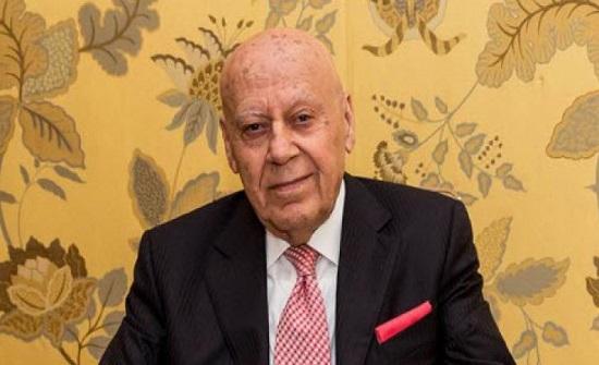 وفاة رجل الأعمال الأردني توفيق فاخوري بمرض في القلب