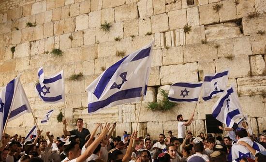 """.""""مسيرة الأعلام"""" الإسرائيلية تنطلق اليوم في القدس"""