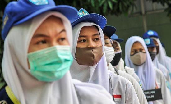 اندونيسيا: 102 وفاة و3622 إصابة بكورونا