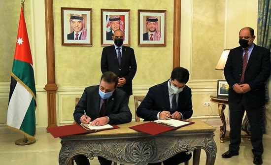 """توقيع اتفاقية لتطوير واستدامة منصة """"درسك"""""""