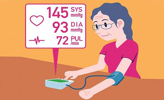 قراءات ضغط الدم.. تكون أعلى في المنزل بسبب انخفاض الضغط العصبي بالعيادة