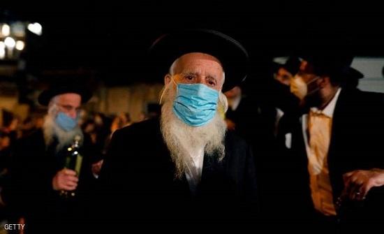 الشرطة الإسرائيلية تعتقل المئات أثناء عيد يهودي