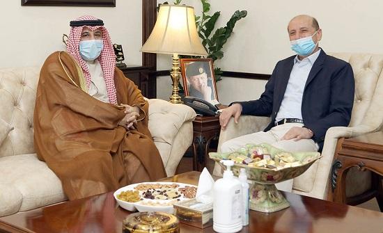 وزير الداخلية: العلاقات الأردنية الكويتية نموذج فريد في ثنائية العمل العربي
