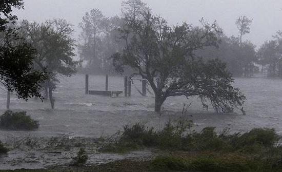 """عاصفة تكشف """"مملكة غارقة"""" تحت الماء لأكثر من 4500 عام (صور)"""
