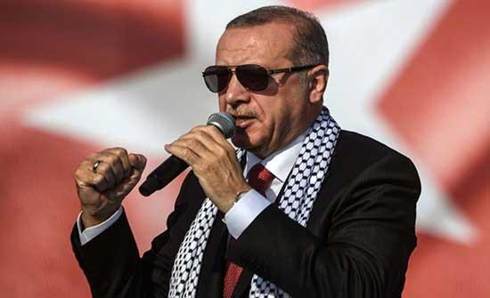 أردوغان يعلن الاتفاق على ترتيبات مع واشنطن لتأمين مطار كابول