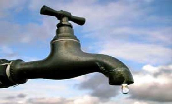 العكورة توقف ضخ المياه عن مناطق بعمان ومادبا