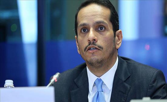 قطر: علاقاتنا الاستراتيجية مع تركيا تتعزز يوما بعد يوم
