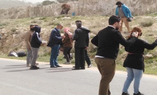 اطلاق يوم بيئي في محافظة مأدبا
