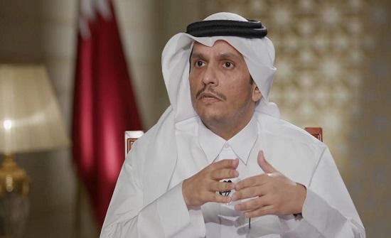 وزيرا خارجية قطر ومصر يبحثان تعزيز علاقات التعاون بين البلدين