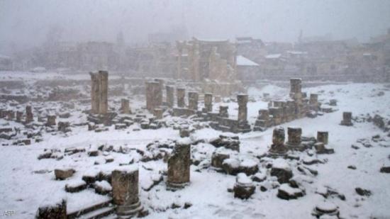 مأساة في لبنان.. 4 سوريين تجمدوا من البرد القارس