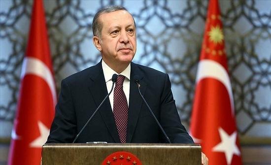 أردوغان: نكافح فيروس كورونا بلا هوادة