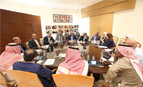 أمين عمان : شرق عمان جزء من منظومة المدينة ويجب أن تحظى بمشاريع نوعية