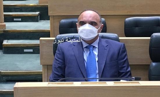 الخصاونة يلتقي الوفد الوزاري العراقي المشارك في اجتماعات المتابعة والتنسيق الثلاثي