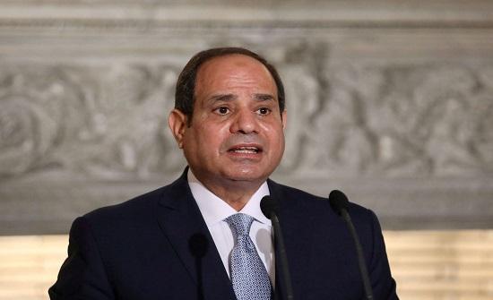 السيسي يبحث تطورات أفغانستان مع وزير خارجية الكويت