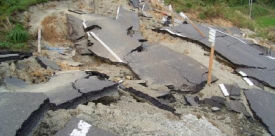 اندونيسيا: 20 مفقودا بسبب انهيار ارض جراء الامطار