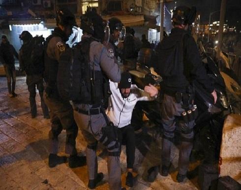 إصابة 205 فلسطينيين بالاعتداءات الاسرائيلية في القدس