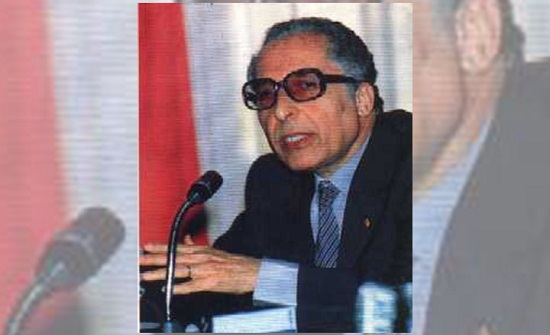 وفاة الأمين الأسبق للجامعة العربية الشاذلي القليبي