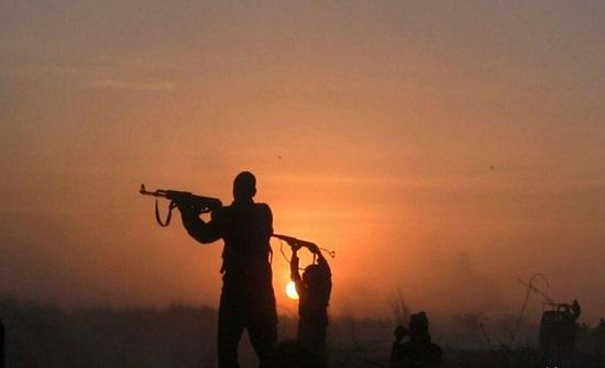 """العراق يعلن بدء عملية """"أسود الصحراء"""" ضد داعش"""