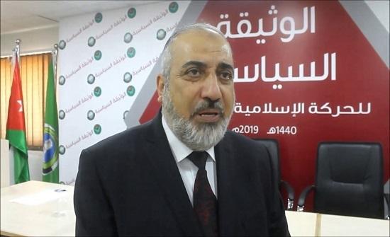 إصابة المراقب العام للإخوان المسلمين عبدالحميد ذنبيات بكورونا