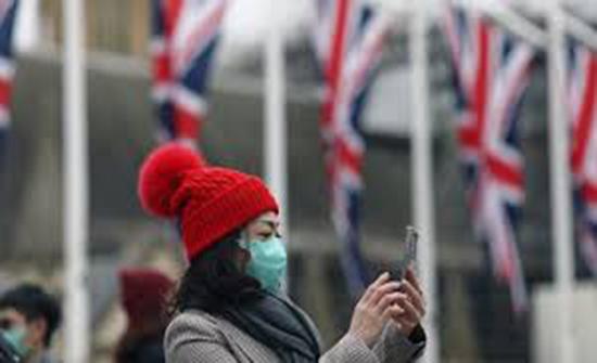 الصحة البريطانية: 74 وفاة و 771 إصابة جديدة بكورونا