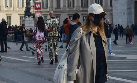 إيطاليا: فيروس كورونا يخلّف 9 وفيات ويصيب 379 شخصا