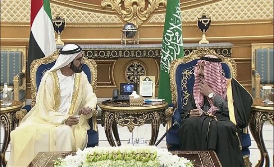 """قادة """"التعاون الخليجي"""" يصلون الرياض.. استعداداً للقمة"""